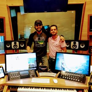 Manish paul and Raghav Sachar
