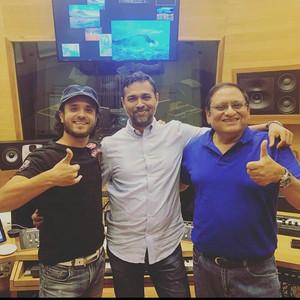 Raghav Sachar, Prashant Kovind and Ravi Trehan