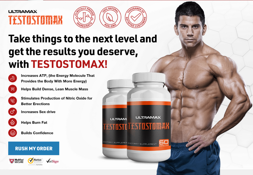 UltraMax TestoMax Order Now
