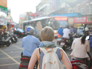 Travel Tips for Under-Planners