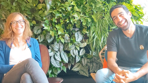 Interview with Petra Beris and Andreas Kangari from TransitionHERO – The Circular Changemakers