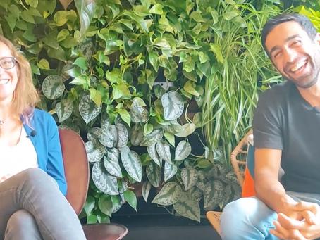 Entrevista com Petra Beris e Andreas Kangari da TransitionHERO – The Circular Changemakers