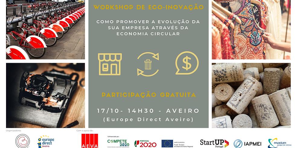 Workshop de Eco-inovação