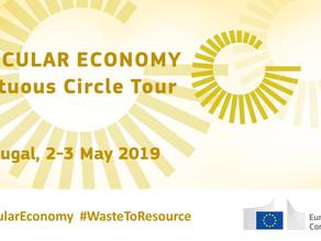 Lisboa recebe o Virtuous Circle Tour, um ciclo de eventos sobre a Economia Circular