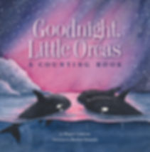 Orca killer whale kids book