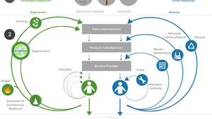 Butterfly Diagram: Journey to Circularity