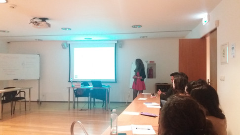 Fundação Eugénio de Almeida - Talk