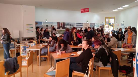 Sala cheia: Nem a chuva deteve os convidados do eco-evento de Inauguração da PAVan