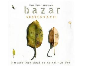 Bazar Sustentável: Seixal acolhe evento que promove uma atuação ambientalmente consciente