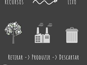 Economia Linear - Uma Postura Insustentável para o nosso Planeta