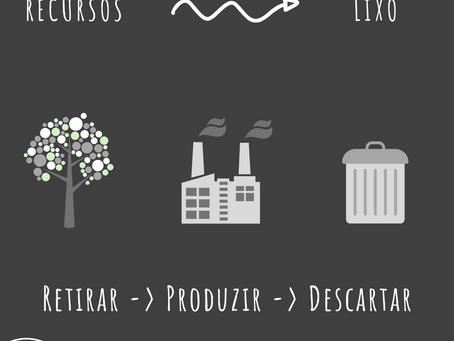 Economia Linear - Uma Postura Insustentável para o Planeta