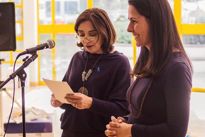 Abertura do eco-evento, com Intervenção da Exma. Dra. Inês de Medeiros - Presidente da Câmara Municipal de Almada