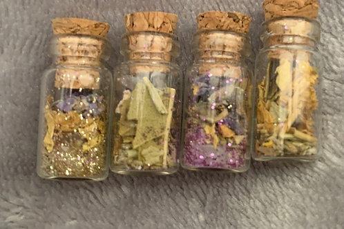 Custom spell jars