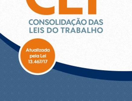 CLT - Atualizada pela Lei 13.467/17