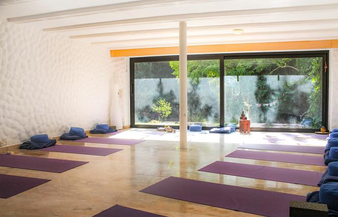 Ninas Yoga Raum