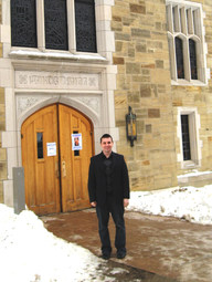 Public Lecture, Kenyon College, Gambier, OH (2010)