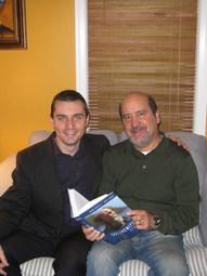 With Eldin Villafañe, Boston (2008)