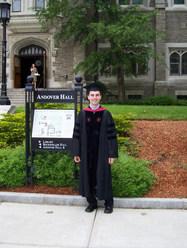 Harvard University, Divinity School (2005)