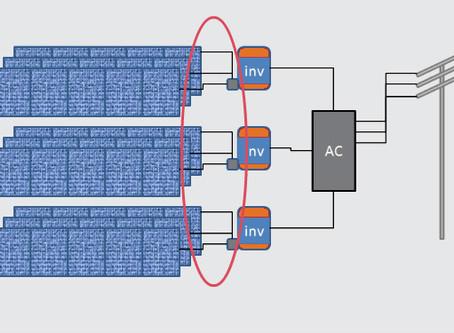תקינות סטרינגים במערכת סולארית