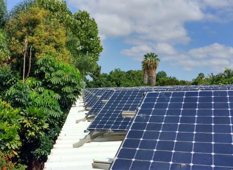 איתור ומניעת הצללות במערכת סולארית