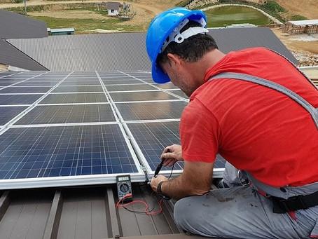 """שני מיליון מערכות סולאריות בארה""""ב"""