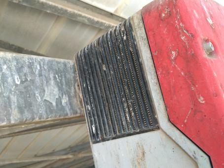 ניקוי פילטרים לממירים במערכות סולאריות