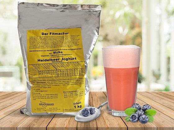 Molkedrink Heidelbeer-Joghurt