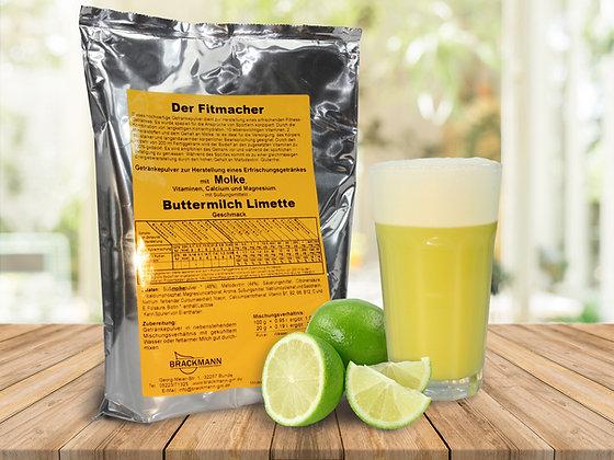 Molkedrink Buttermilch-Limette