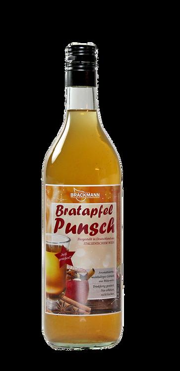 Bratapfelpunsch