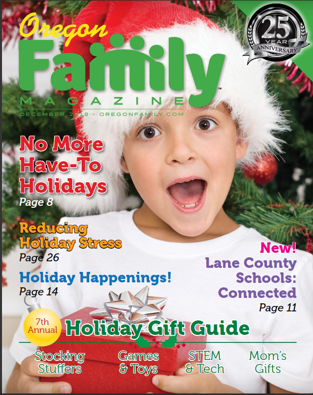 Oregon Family Magazine