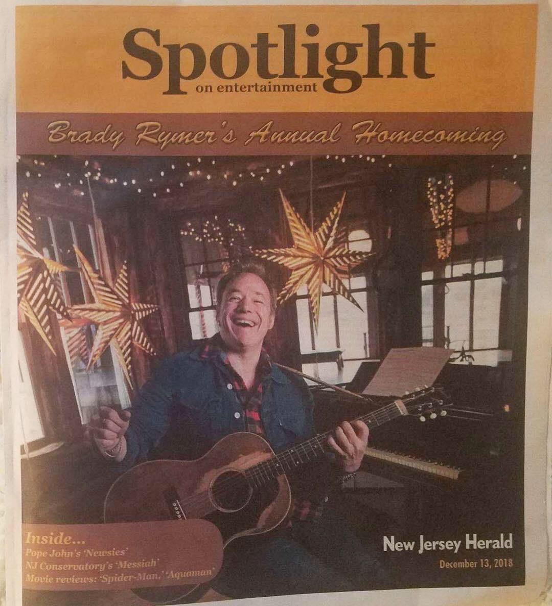 NJ Herald Brady Rymer Feature