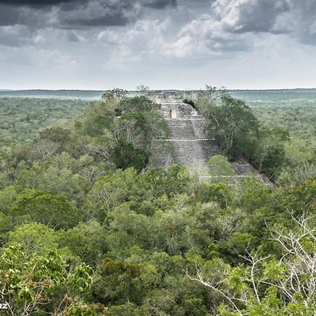 Calakmul: el enigmático reino de la cabeza de serpiente