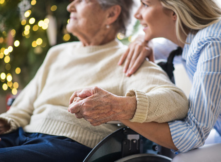 How to make the decision between live-in care and a care home