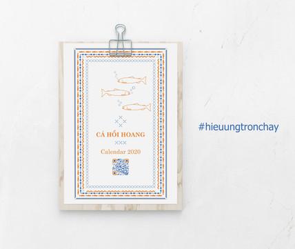 CHH #hieuungtronchay Calendar
