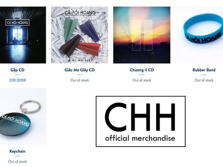 Cá Hồi Hoang ra mắt Online Store