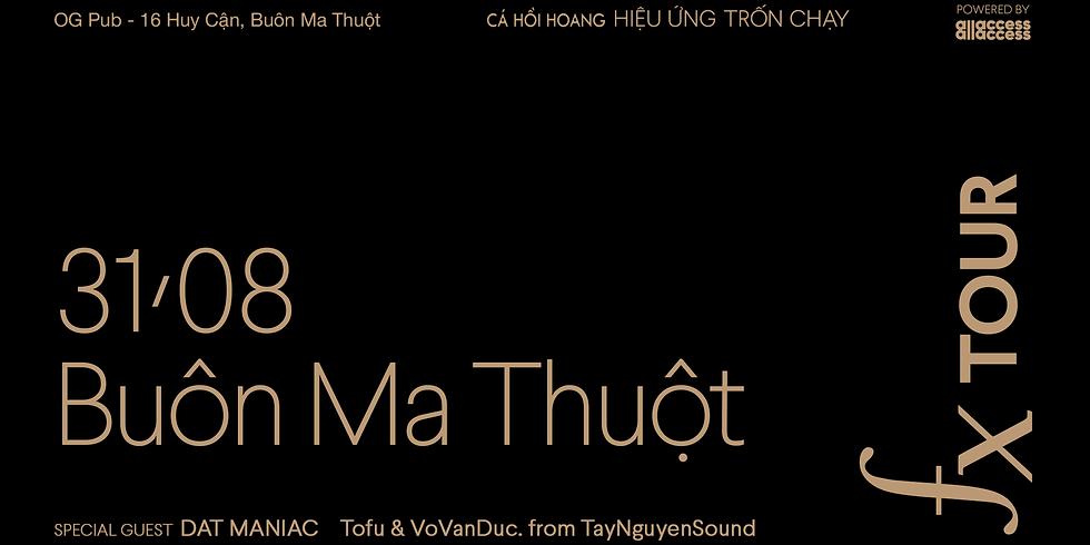 Fx Tour 2019 - Buon Ma Thuot