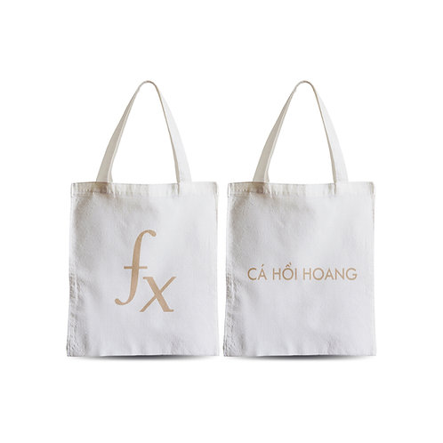 Fx Tote Bag - White