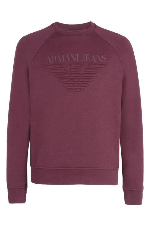 Толстовка с круглым вырезом Armani Jeans