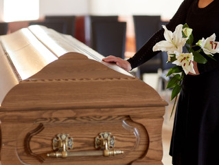 Trust in pre-paid funeral plans