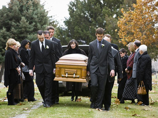 Exploring options for a pre-paid funeral plan