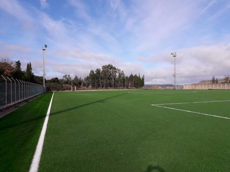 Cheremule ( SS) Campo da calcio .