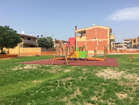 Sestu Nuovo Parco Inclusivo per i bambini con disabilità