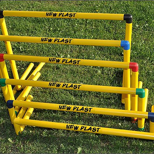 Set ostacoli OVER in PVC