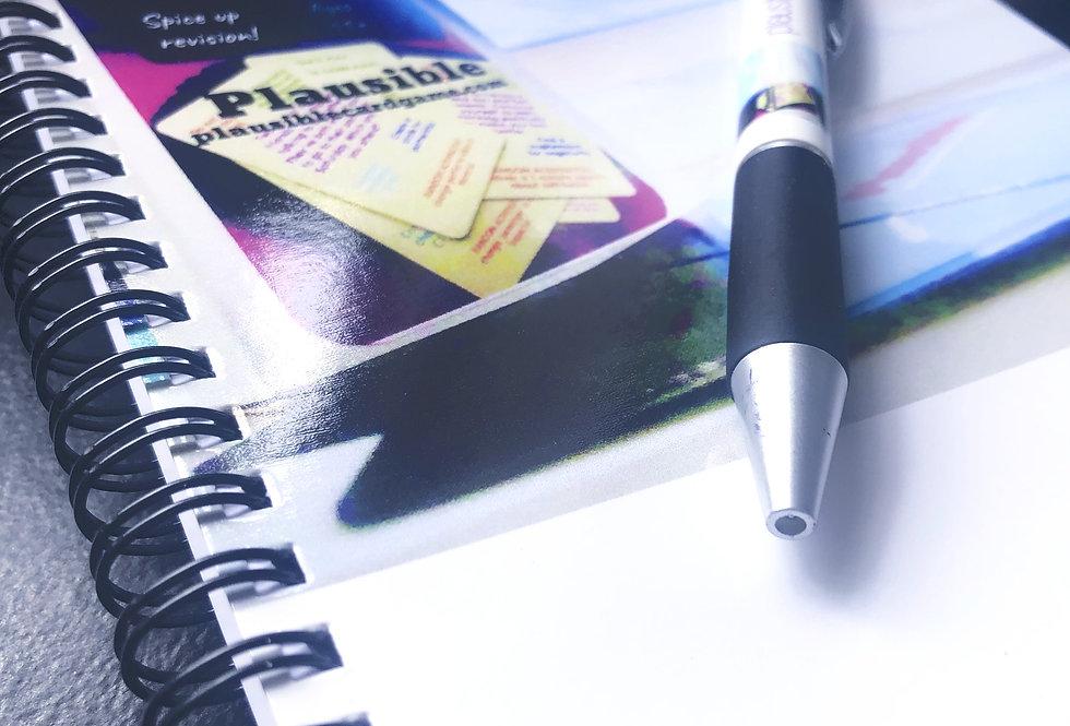 Plausible Pen