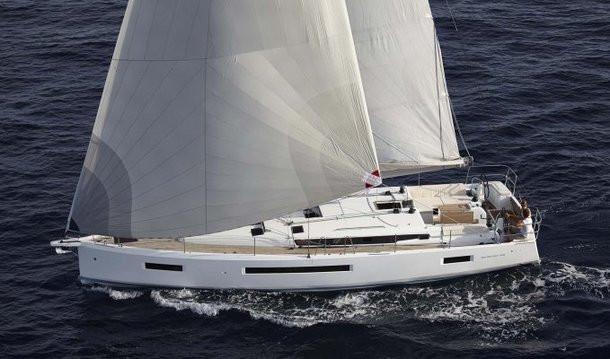 Sun Odyssey-serien hos Heitmann Marin
