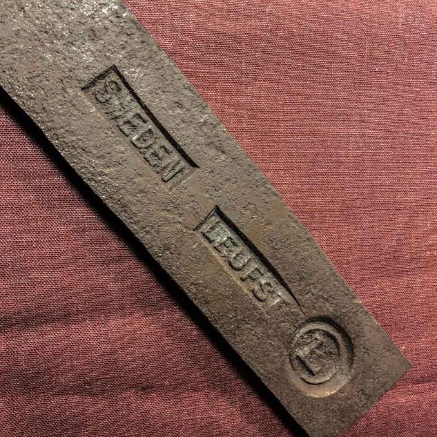 2103-1, Stångjärn Loefsta