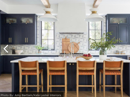 Trends and ideas for 2021 kitchen designs