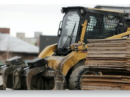 Building material shortages expected to continue into 2021