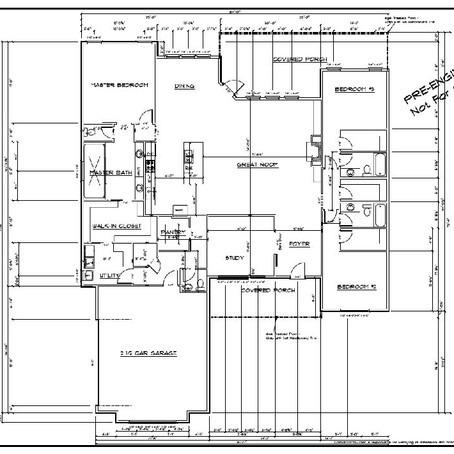 Mastering the master on your floor plan.