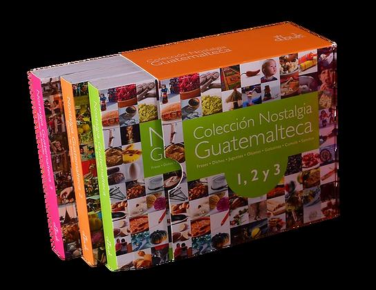 Mini Nostalgias Guatemalteca (Colección de Bolsillo)